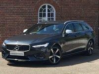 USED 2017 17 VOLVO V90 2.0L D4 R-DESIGN 5d AUTO 188 BHP