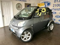 2007 SMART FORTWO 0.7 PULSE SOFTIP 2d 61 BHP £2995.00
