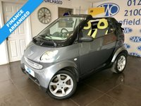 USED 2007 07 SMART FORTWO 0.7 PULSE SOFTIP 2d 61 BHP