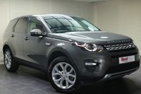USED 2017 17 LAND ROVER DISCOVERY SPORT 2.0 TD4 HSE 5d AUTO 180 BHP 2 FORMER KEEPERS