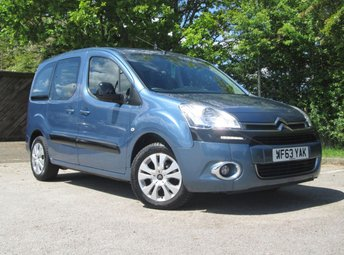 2013 CITROEN BERLINGO MULTISPACE 1.6 HDI PLUS 5d 91 BHP £5990.00