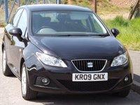 2009 SEAT IBIZA 1.4 SE 5d 85 BHP £2999.00