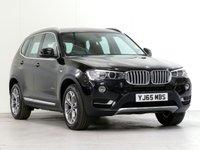 2015 BMW X3 2.0 XDRIVE20D XLINE 5d 188 BHP £18283.00