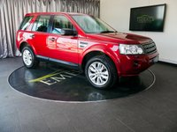 USED 2010 60 LAND ROVER FREELANDER 2.2 TD4 XS 5d 150 BHP £0 DEPOSIT FINANCE AVAILABLE, AIR CONDITIONING, AUTOMATIC HEADLIGHTS, AUX INPUT, BLUETOOTH CONNECTIVITY, CLIMATE CONTROL, CRUISE CONTROL, DAB RADIO, HEATED SEATS, PARKING SENSORS, STEERING WHEEL CONTROLS, TERRAIN RESPONSE, TRIP COMPUTER