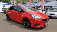 USED 2015 64 VAUXHALL CORSA 1.4 LIMITED EDITION 3d 89 BHP 0%  FINANCE AVAILABLE ON THIS CAR PLEASE CALL 01204 393 181