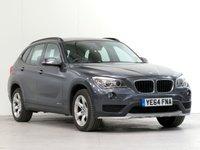 2014 BMW X1 2.0 SDRIVE20D EFFICIENTDYNAMICS BUSINESS 5d 161 BHP £12787.00