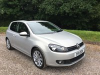 2011 VOLKSWAGEN GOLF 1.4 GT TSI 3d 160 BHP £7985.00