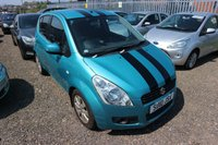 USED 2010 10 SUZUKI SPLASH 1.2 16V 5d 86 BHP *PX CLEARANCE - NOT INSPECTED - NO WARRANTY - NOT AVAILABLE ON FINANCE - NO PX TAKEN*