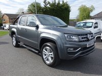 2018 VOLKSWAGEN AMAROK HIGHLINE 4MOTION DOUBLE CAB PICK UP AUTO 3.0 TDI V6 258 BHP £SOLD