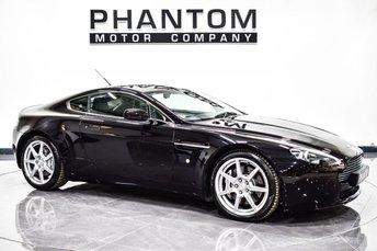 2007 ASTON MARTIN VANTAGE 4.3 V8 3d 380 BHP £31990.00