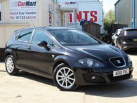 USED 2010 10 SEAT LEON 1.4 SE TSI 5d 123 BHP 2 OWNERS | SERVICE HISTORY | BLUETOOTH