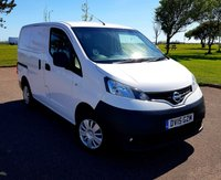 USED 2015 15 NISSAN NV200 1.5L DCI ACENTA 0d 90 BHP