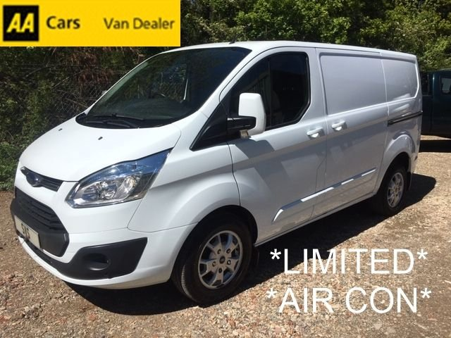 Used Ford vans in Hildenborough from Sevenoaks Van Sales