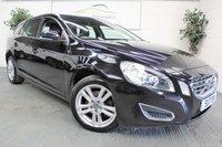 2012 VOLVO V60 1.6 DRIVE SE LUX S/S 5d 113 BHP £6890.00