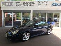 2004 PORSCHE 911 3.6 CARRERA 4S TIPTRONIC  2d AUTO 316 BHP £22975.00