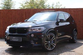 2017 BMW X5M