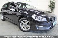 USED 2014 64 VOLVO V60 2.0 D4 BUSINESS EDITION 5d AUTO 178 BHP