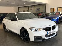 USED 2016 16 BMW 3 SERIES 2.0 320D M SPORT 4d AUTO 188 BHP M PERFORMANCE STYLING+PRO NAV