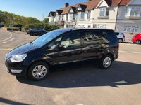 USED 2015 15 FORD GALAXY 2.0 TDCi Zetec Powershift 5dr 1 OWNER
