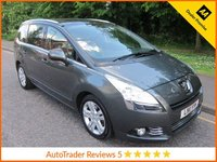 USED 2011 11 PEUGEOT 5008 2.0 HDI EXCLUSIVE 5d 150 BHP Fantastic High Spec Peugeot 5008 with Full Leather, Glass Panoramic Roof, Climate Control, Cruise Control, Alloy Wheels and Service History