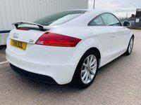 2011 AUDI TT 2.0 TDI QUATTRO SPORT 2d 170 BHP £8995.00