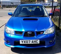 USED 2007 07 SUBARU IMPREZA 2.5 WRX TURBO 4d 227 BHP 0% Deposit Plans Available even if you Have Poor/Bad Credit or Low Credit Score, APPLY NOW!