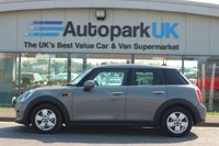 2015 MINI HATCH ONE 1.2 ONE 5d 101 BHP £8795.00
