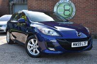 USED 2010 59 MAZDA 3 2.0 TS2 5d AUTO 150 BHP WE OFFER FINANCE ON THIS CAR