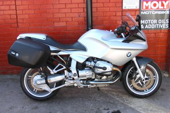 View our BMW R1100 S
