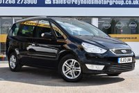 USED 2013 13 FORD GALAXY 1.6 ZETEC TDCI 5d 115 BHP COMES WITH 6 MONTHS WARRANTY