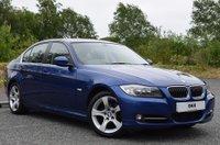 2011 BMW 3 SERIES 2.0 318D EXCLUSIVE EDITION 4d AUTO 141 BHP £5750.00