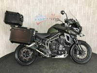 2016 TRIUMPH TIGER TIGER EXPLORER XCA ABS CRUISE FULLY LOADED 2016 66 PLATE  £11590.00