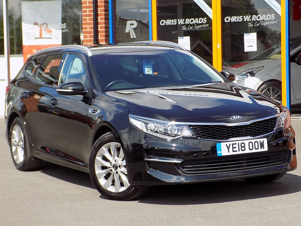 USED 2018 18 KIA OPTIMA 1.7 CRDi 2 ISG 5dr Estate (140)