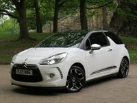 USED 2013 13 CITROEN DS3 1.6 E-HDI AIRDREAM DSPORT PLUS 3d 111 BHP