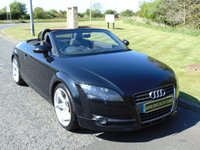 "USED 2010 10 AUDI TT 1.8 TFSI 2d 160 BHP 19"" ALLOYS, BLUETOOTH"