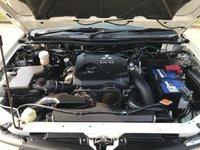 USED 2012 62 MITSUBISHI L200 2.5 DI-D 4X4 BARBARIAN BLACK LB DCB 1d 175 BHP