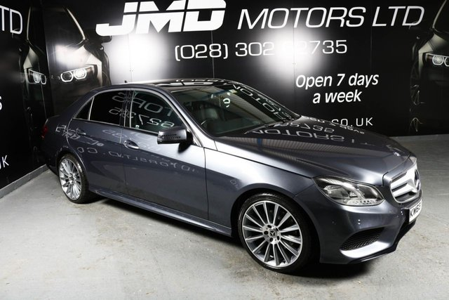 2014 63 MERCEDES-BENZ E CLASS E250 AMG SPORT AUTO NIGHT EDITION STYLE 202 BHP (FINANCE AND WARRNTY)