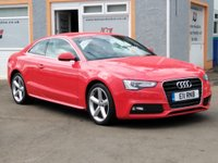 USED 2013 13 AUDI A5 2.0 TDI S LINE S/S 2d AUTO 177 BHP COUPE