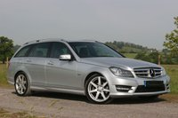 2012 MERCEDES-BENZ C CLASS 2.1 C250 CDI BLUEEFFICIENCY SPORT 5d AUTO 202 BHP £12575.00