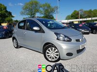 USED 2011 61 TOYOTA AYGO 1.0 VVT-I ICE 5d 68 BHP 1 PREVIOUS OWNER +FULL HISTORY