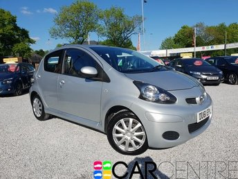 View our 2011 61 TOYOTA AYGO 1.0 VVT-I ICE 5d 68 BHP