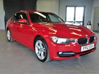 USED 2012 12 BMW 3 SERIES 2.0 320D SPORT 4d 184 BHP BARGAIN £6759 RRP £8995!