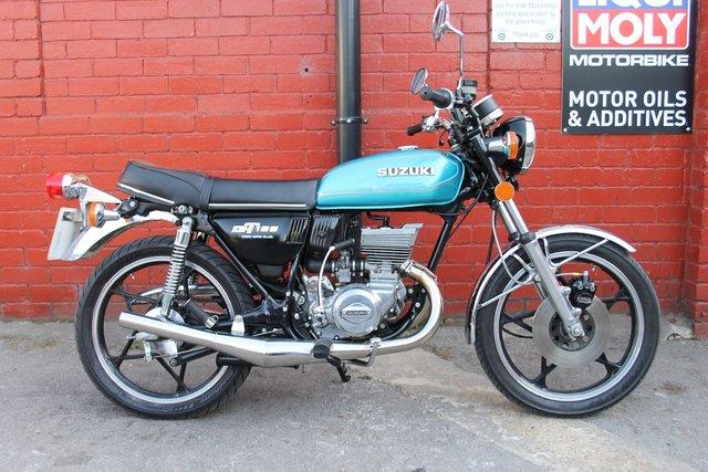 1977 SUZUKI GT 185