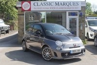 USED 2015 15 ABARTH 500 1.4 CUSTOM 3d 133 BHP LIMITED EDITION