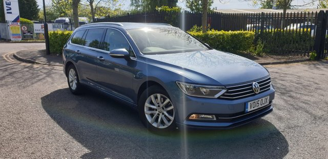 2015 15 VOLKSWAGEN PASSAT 2.0 SE BUSINESS TDI BLUEMOTION TECHNOLOGY 5d 148 BHP