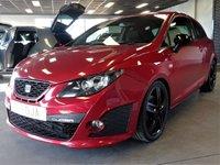 2011 SEAT IBIZA 1.4 CUPRA TSI DSG 3d AUTO 177 BHP £6495.00