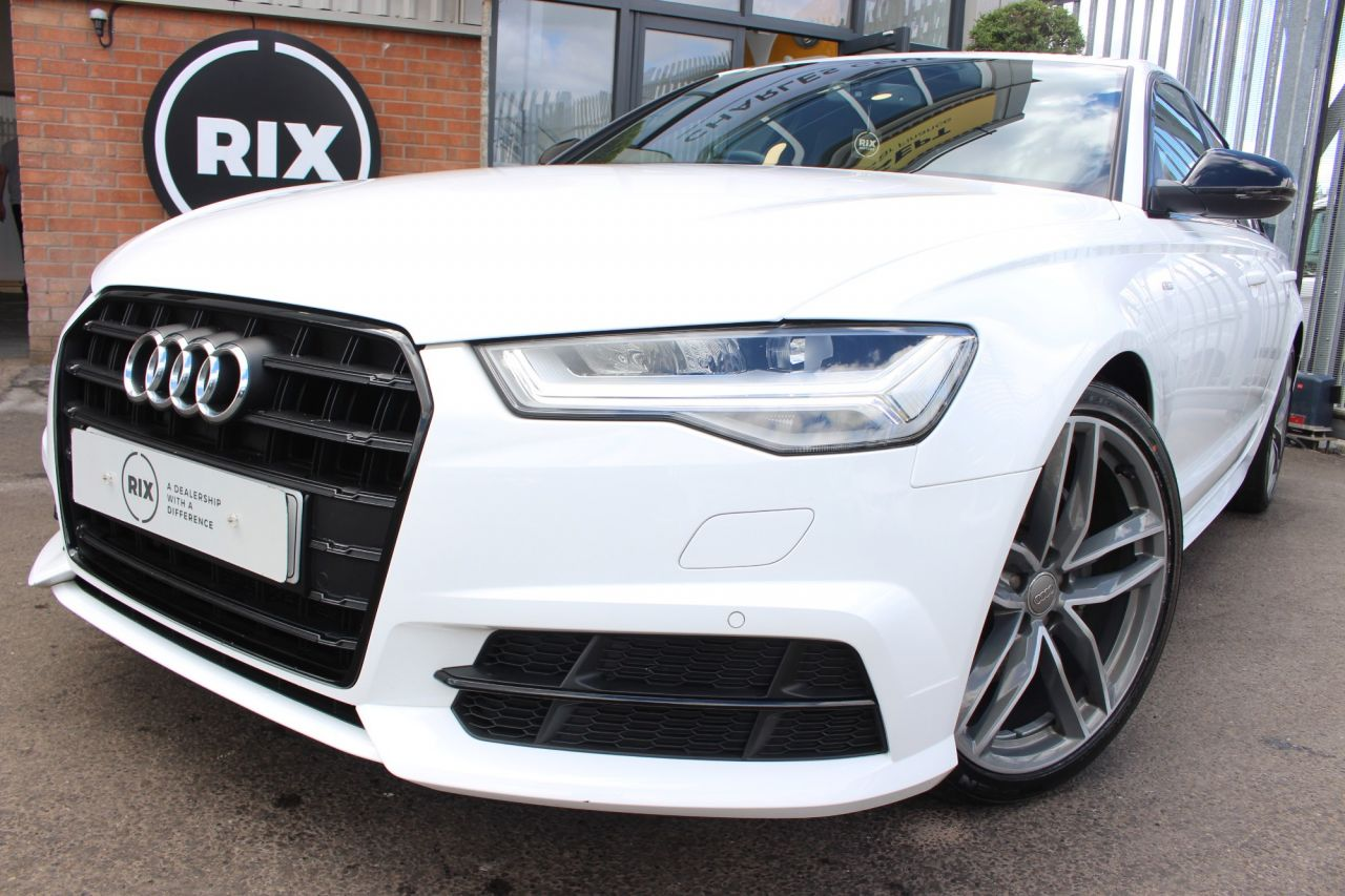 Audi For Sale >> Used Audi For Sale Nearly New Used Audi Cars Rix Motors