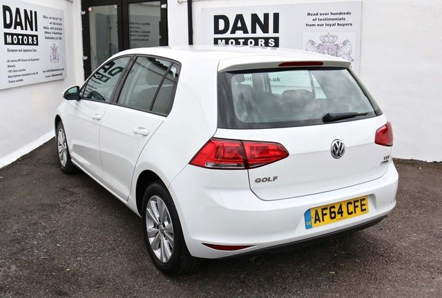 VOLKSWAGEN GOLF at Dani Motors
