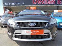 USED 2010 10 FORD MONDEO 2.2 TDCi Titanium X Sport 5dr FULL SERVICE HISTORY