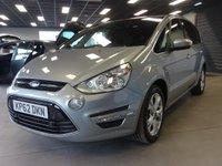 2012 FORD S-MAX 2.0 TITANIUM TDCI 5d 161 BHP £8959.00